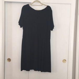 Black Loft dress